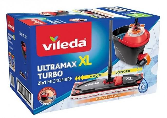 Vileda Ultramax Turbo XL - zdjęcie główne
