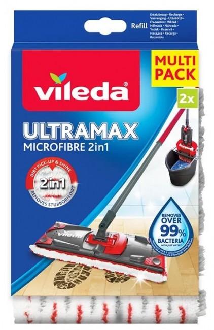 Vileda Ultramax i i Ultramat Turbo 2 szt - wkład - zdjęcie główne