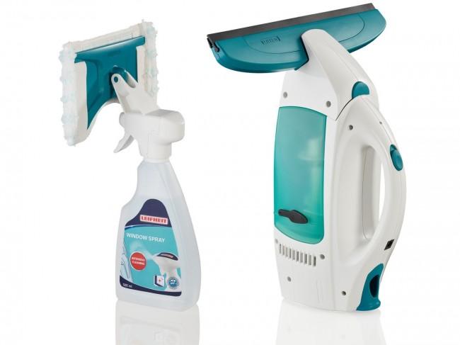 Leifheit Dry & Clean + myjka ze spryskiwaczem 51021 - zdjęcie główne