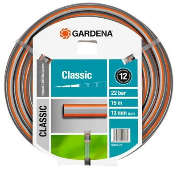 """Gardena Classic 13mm (1/2"""") 15m 18000-20 - zdjęcie główne"""