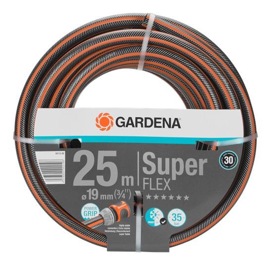 """Gardena Premium SuperFlex 19mm (3/4"""") 25m 18113-20 - zdjęcie główne"""