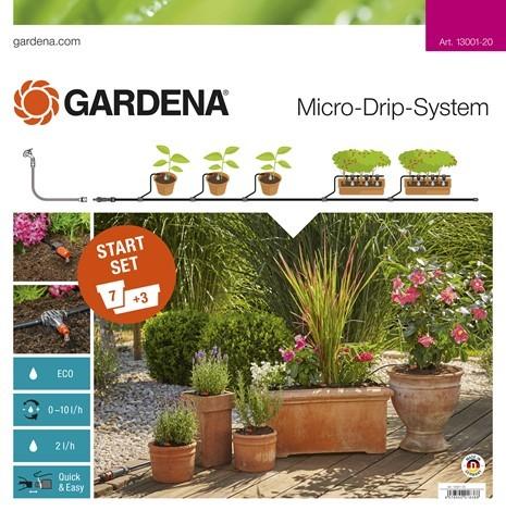 Gardena Micro-Drip-System Zestaw podstawowy M 13001-20 - zdjęcie główne
