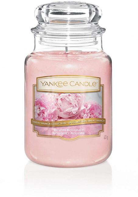 Yankee Candle Blush Bouquet Słoik duży 623g - zdjęcie główne