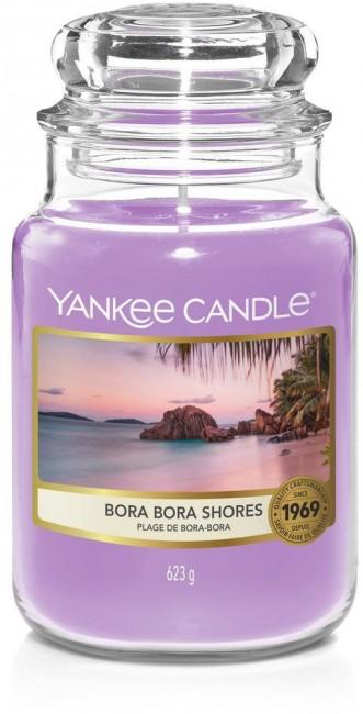 Yankee Candle Bora Bora Shores Słoik duży 623g - zdjęcie główne