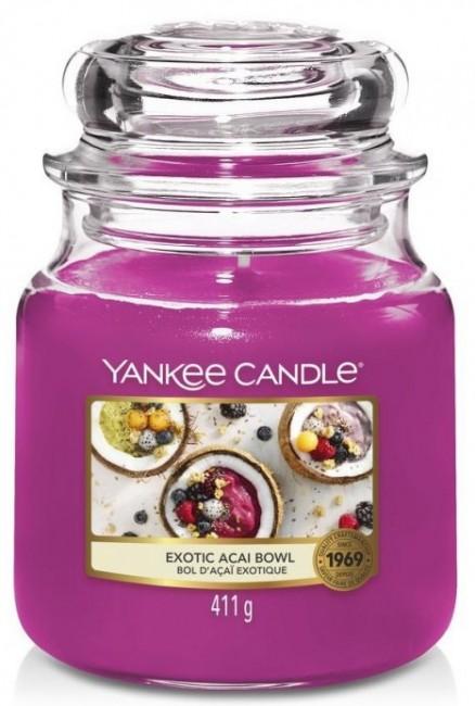 Yankee Candle Exotic Acai Bowl Słoik średni 411g - zdjęcie główne