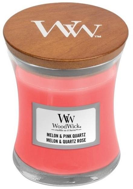 WoodWick Chilli Melon & Pink Quartz 85g - zdjęcie główne