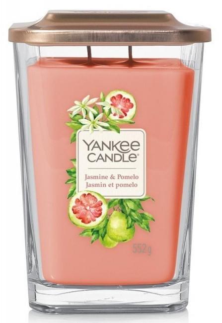 Yankee Candle Elevation Collection Jasmine & Pomelo Słoik duży 552g - zdjęcie główne