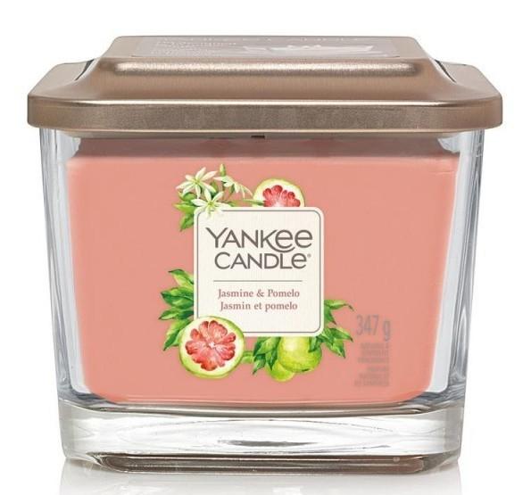 Yankee Candle Elevation Collection Jasmine & Pomelo Słoik średni 347g - zdjęcie główne