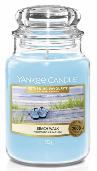 Yankee Candle Beach Walk Słoik duży 623g - zdjęcie główne