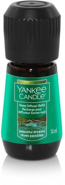 Yankee Candle Sleep Diffuser Peaceful Dreams olejek zapachowy - zdjęcie główne