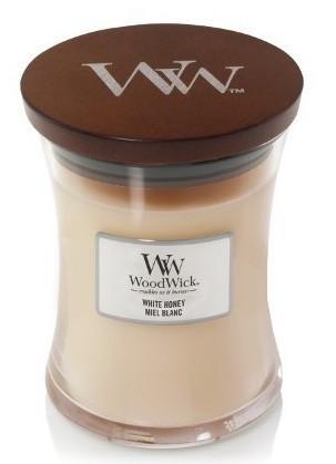 WoodWick White Honey 275g - zdjęcie główne