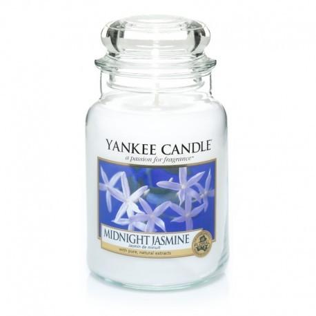 Yankee Candle Midnight Jasmine Słoik duży 623g - zdjęcie główne