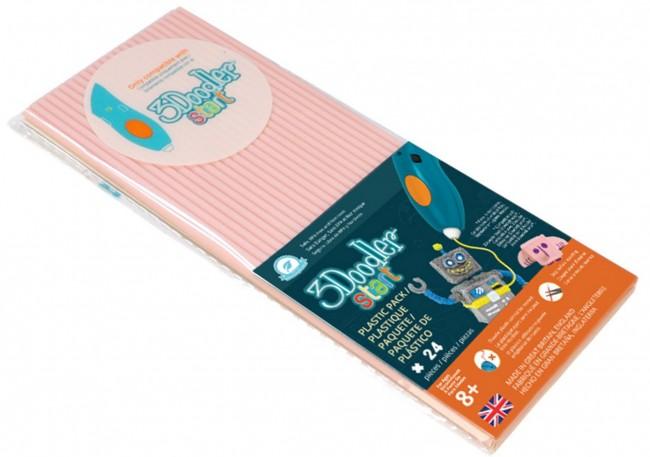3Doodler Start - wkład pastelowy róż - zdjęcie główne