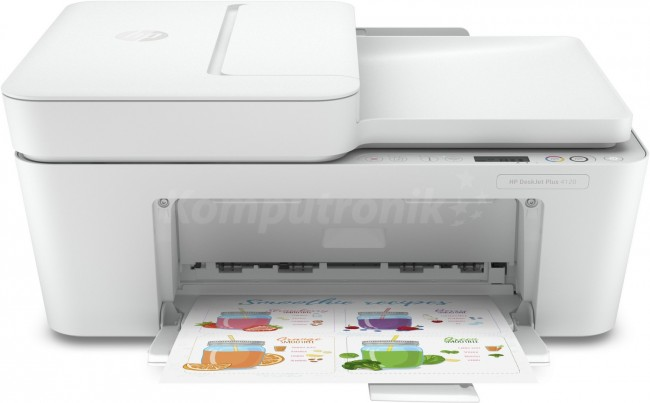 HP DeskJet Plus 4120 All-in-One - zdjęcie główne