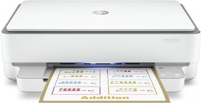 HP DeskJet Plus Ink Advantage 6075 - zdjęcie główne