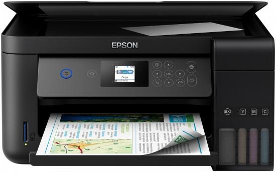 Epson EcoTank Printer L4160 Wifi - zdjęcie główne