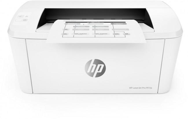 HP LaserJet Pro M15A - zdjęcie główne