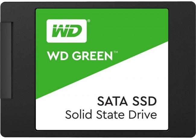 WD Green 3D NAND SSD 480GB - zdjęcie główne