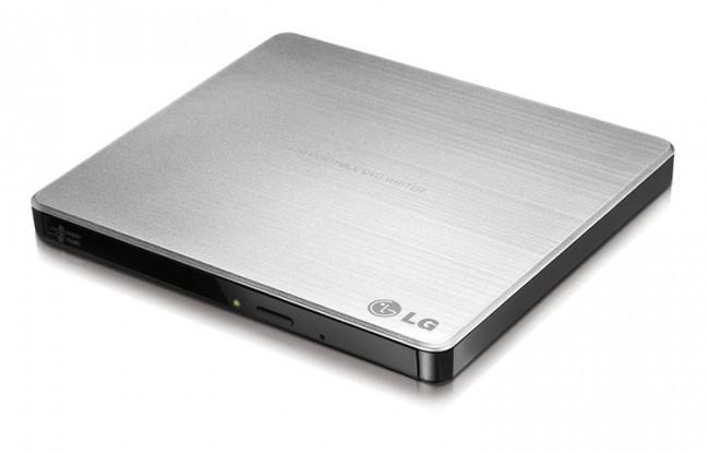 Hitachi-LG SuperMulti DVD+/-RW GP57ES40 Srebrna - zdjęcie główne