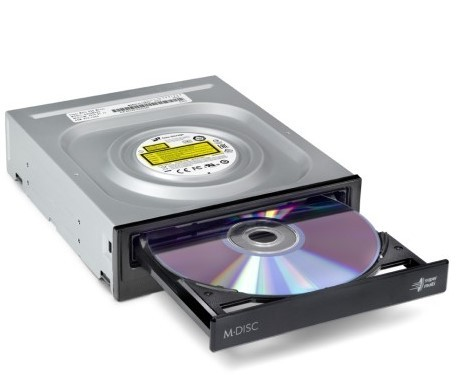 Hitachi-Lg DVD-REC GH24NSD5.ARAA10B - zdjęcie główne