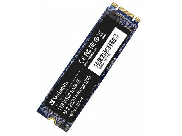 Verbatim SSD VI560 S3 1TB M.2 2280 PCIE - zdjęcie główne