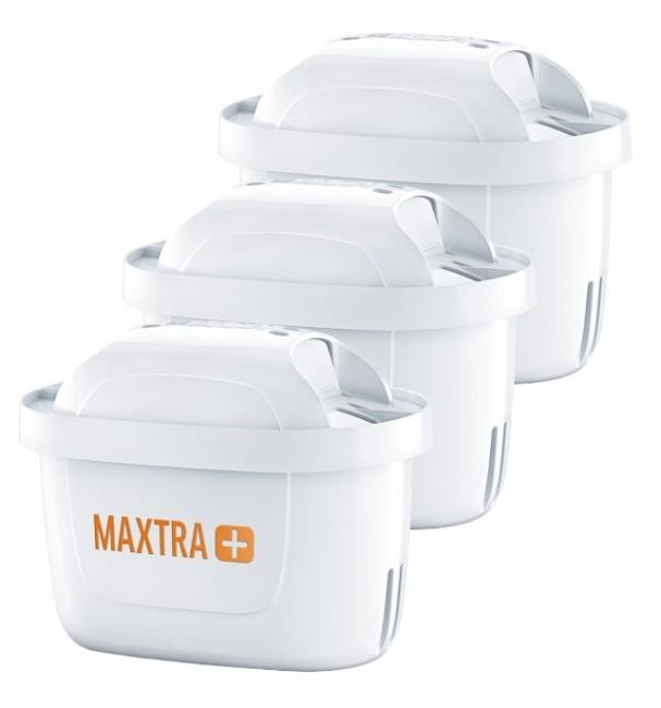 Brita Maxtra Plus Hard Water Expert 3szt. - zdjęcie główne