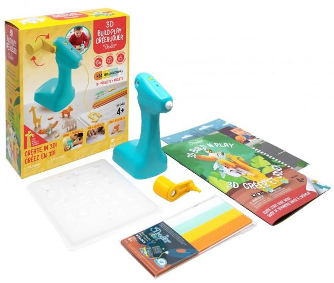 3Doodler Build and Play zestaw do druku 3D dla dzieci 4+ - zdjęcie główne
