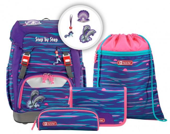 Step By Step Grade set 5 cz. Shiny Dolphins - zdjęcie główne