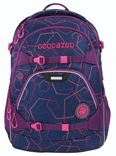 Coocazoo ScaleRale system MatchPatch Laserbeam Plum - zdjęcie główne