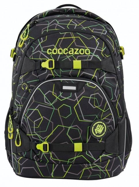 Coocazoo ScaleRale system MatchPatch Laserbeam Black, - zdjęcie główne