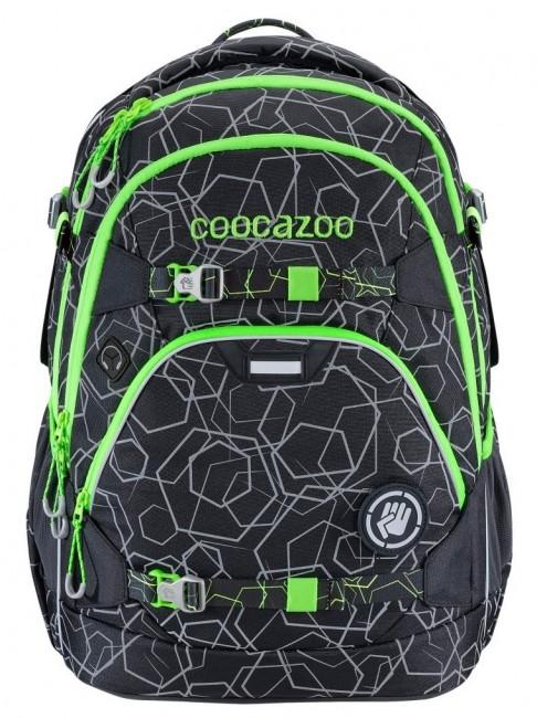 Coocazoo ScaleRale system MatchPatch sollar-green - zdjęcie główne