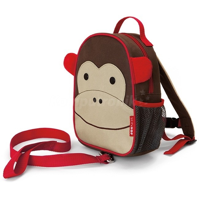 Skip Hop Plecak Baby Zoo Małpa - zdjęcie główne