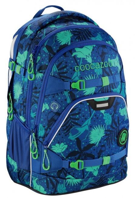 Coocazoo ScaleRale system MatchPatch Tropical Blue - zdjęcie główne