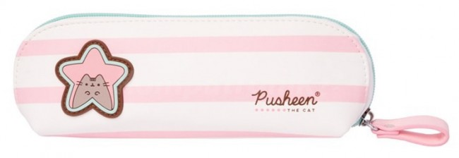 Pusheen - Rose Collection piórnik 11,5 x 9,5 cm - zdjęcie główne