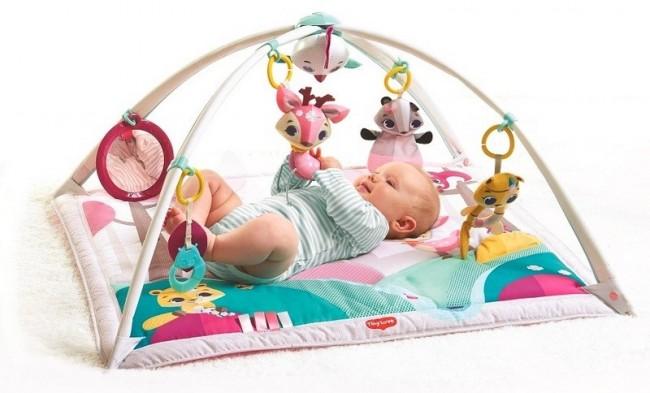 Tiny Love Gimnastyka dla bobasa Świat Małej Księżniczki - zdjęcie główne