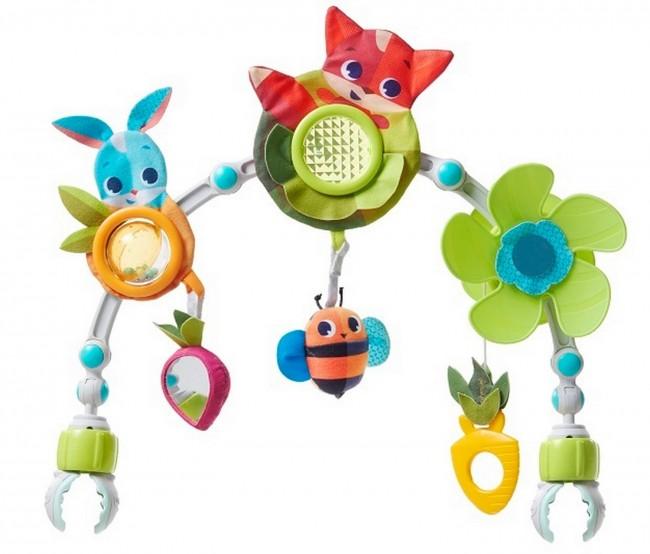 Tiny Love Łuk z zabawkami - Zabawa na łące - zdjęcie główne