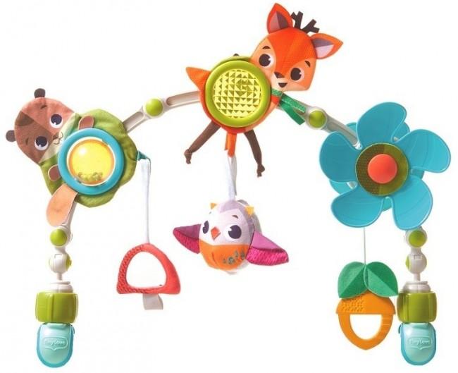 Tiny Love Łuk muzyczny z zabawkami - Leśna kraina - zdjęcie główne