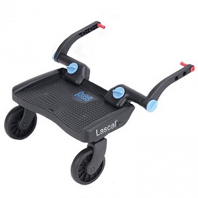 Lascal BuggyBoard Mini 3D Niebieska - zdjęcie główne