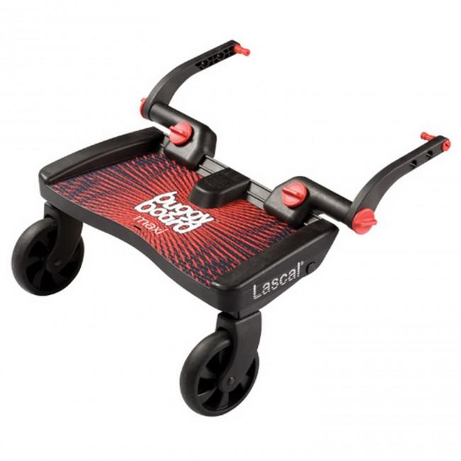 Lascal BuggyBoard Maxi Czerwona 02750 - zdjęcie główne