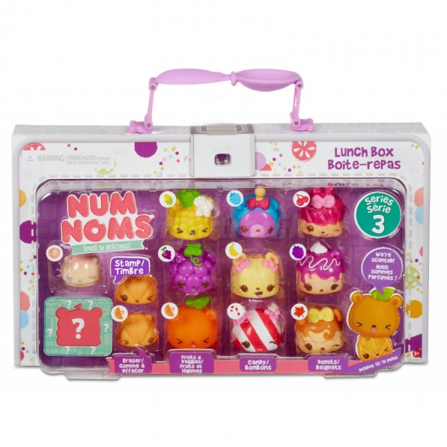 Num Noms Lunch Box Deluxe Pack Series 3 Style 1 546399