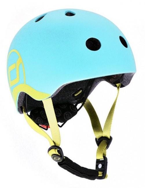 Scoot & Ride Kask XXS-S Blueberry - zdjęcie główne