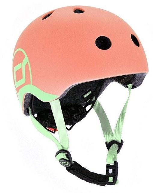 Scoot & Ride Kask XXS-S Peach - zdjęcie główne