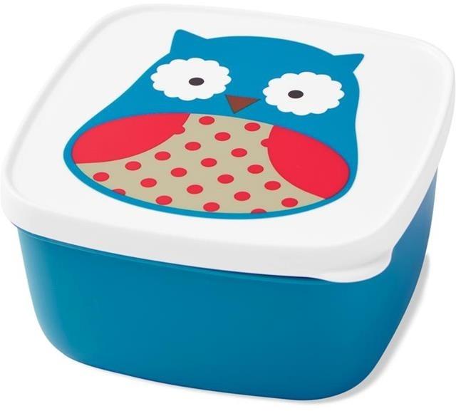 Skip Hop Zestaw pudełek Zoo Sowa - zdjęcie główne