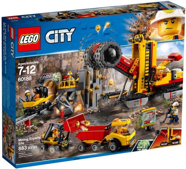 Lego City Kopalnia 60188 Cena Raty Sklep Komputronikpl