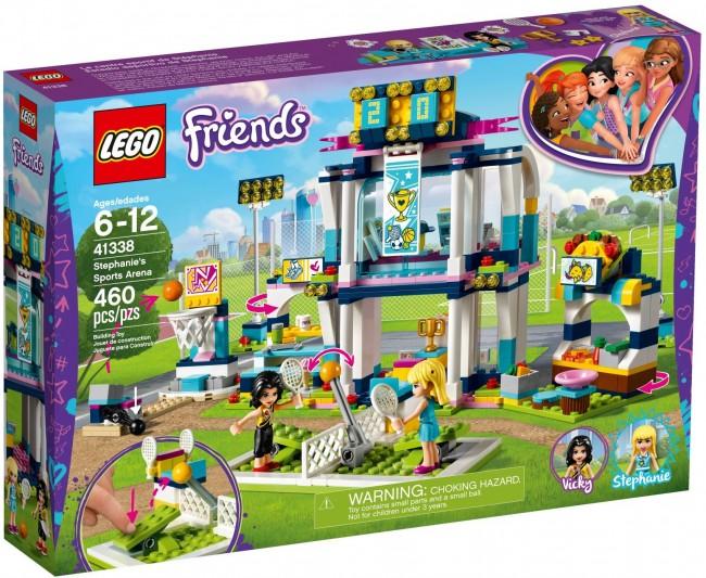 Lego Friends Stadion Sportowy Stephanie 41338 Cena Raty Sklep