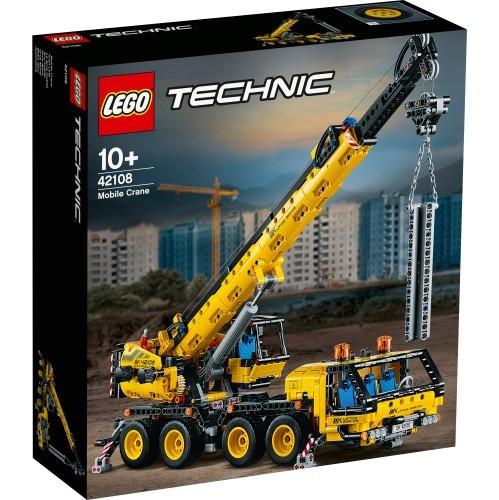Lego Technic Żuraw samochodowy - zdjęcie główne