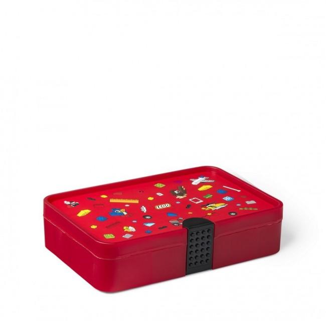 Lego Sorting Box Classic czerwony - zdjęcie główne