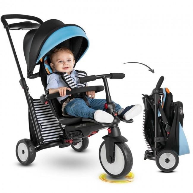 Smart Trike Folding Trike STR 5 7w1 Wiewiórka - zdjęcie główne