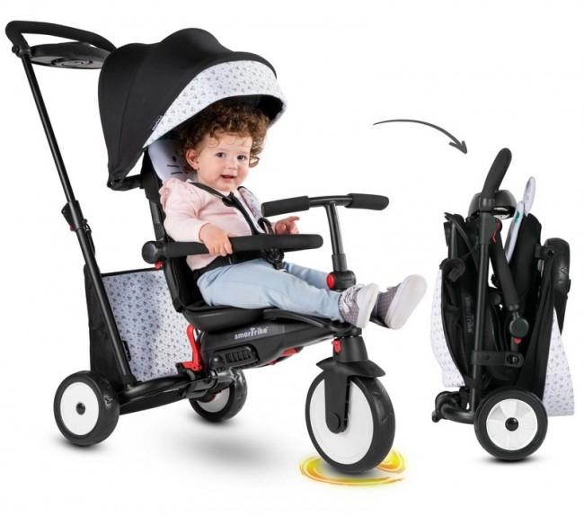 Smart Trike Folding Trike STR 5 7w1 Króliczek - zdjęcie główne