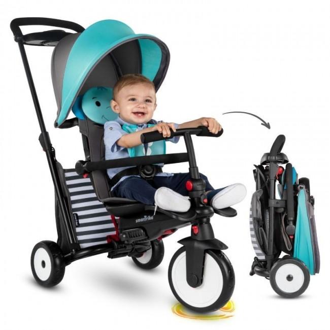 Smart Trike Folding Trike STR 5 7w1 Słonik - zdjęcie główne